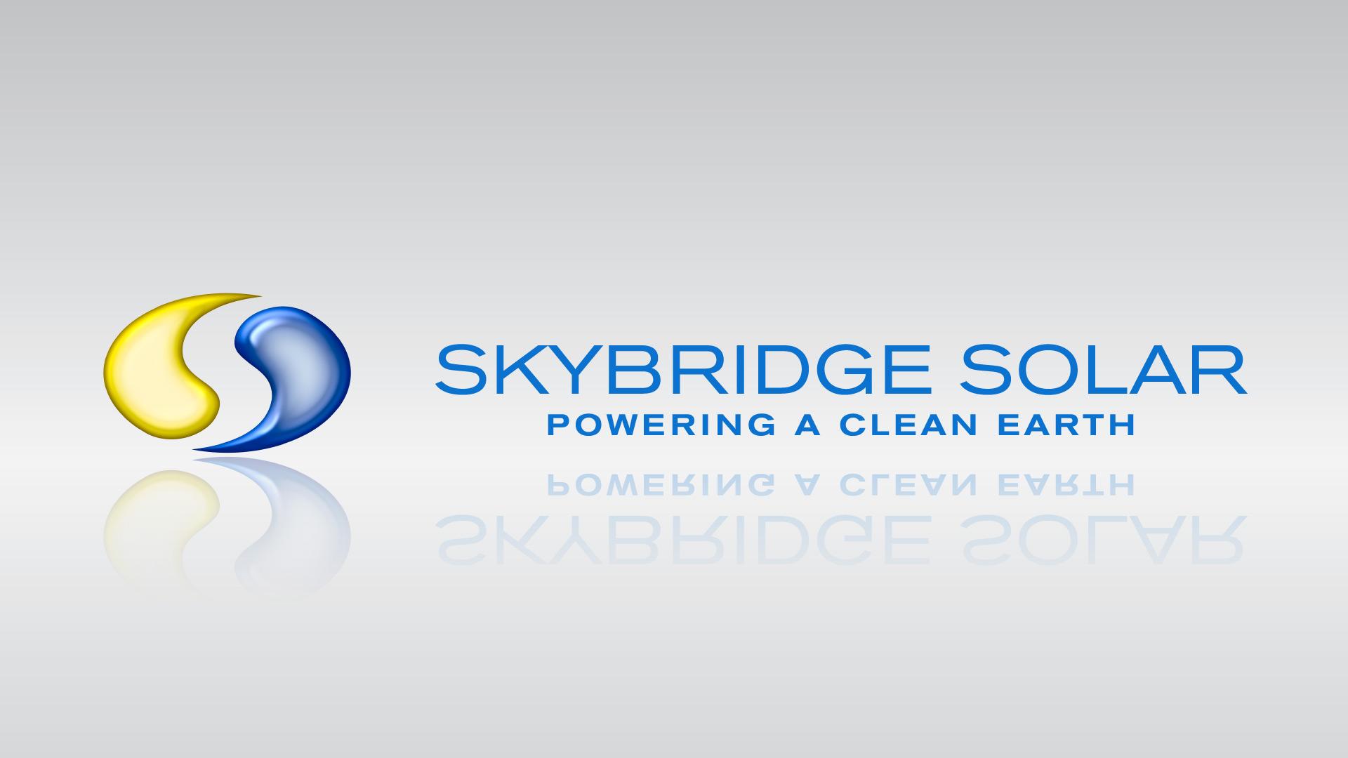 Skybridge Solar Logo