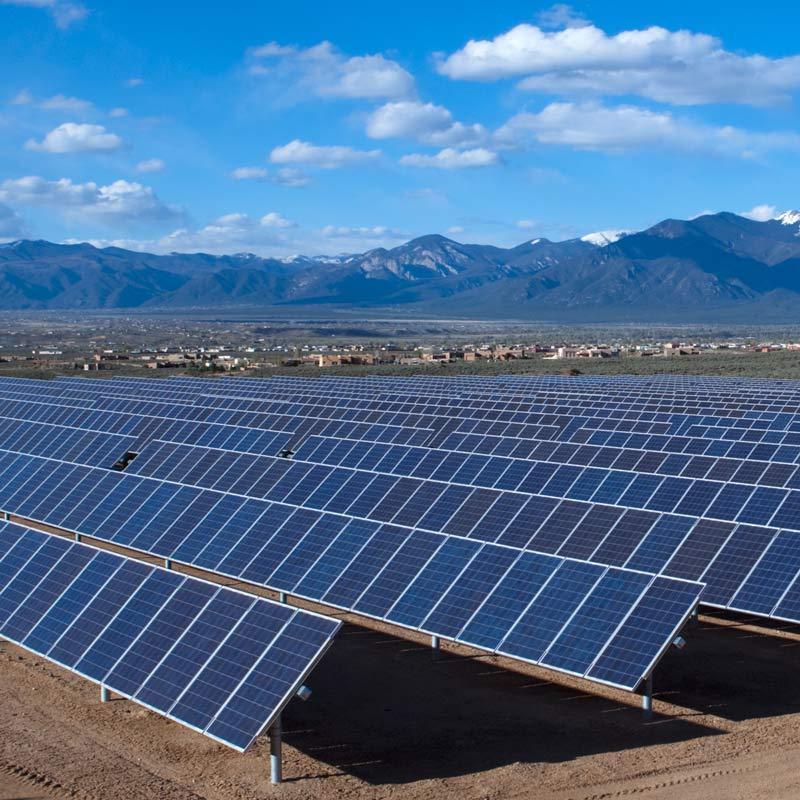 Skybridge Solar Collectors