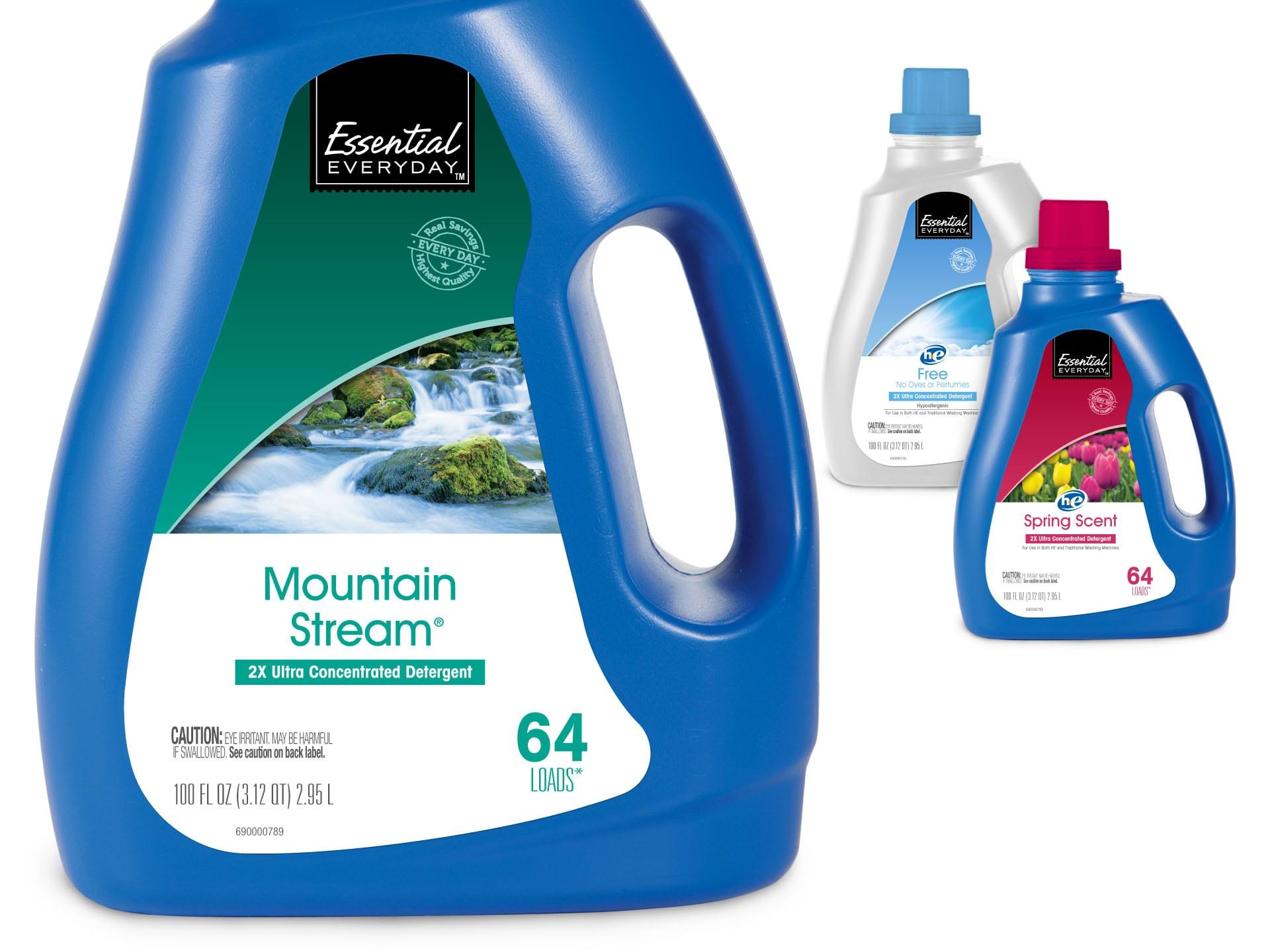 Essential Everyday Detergent