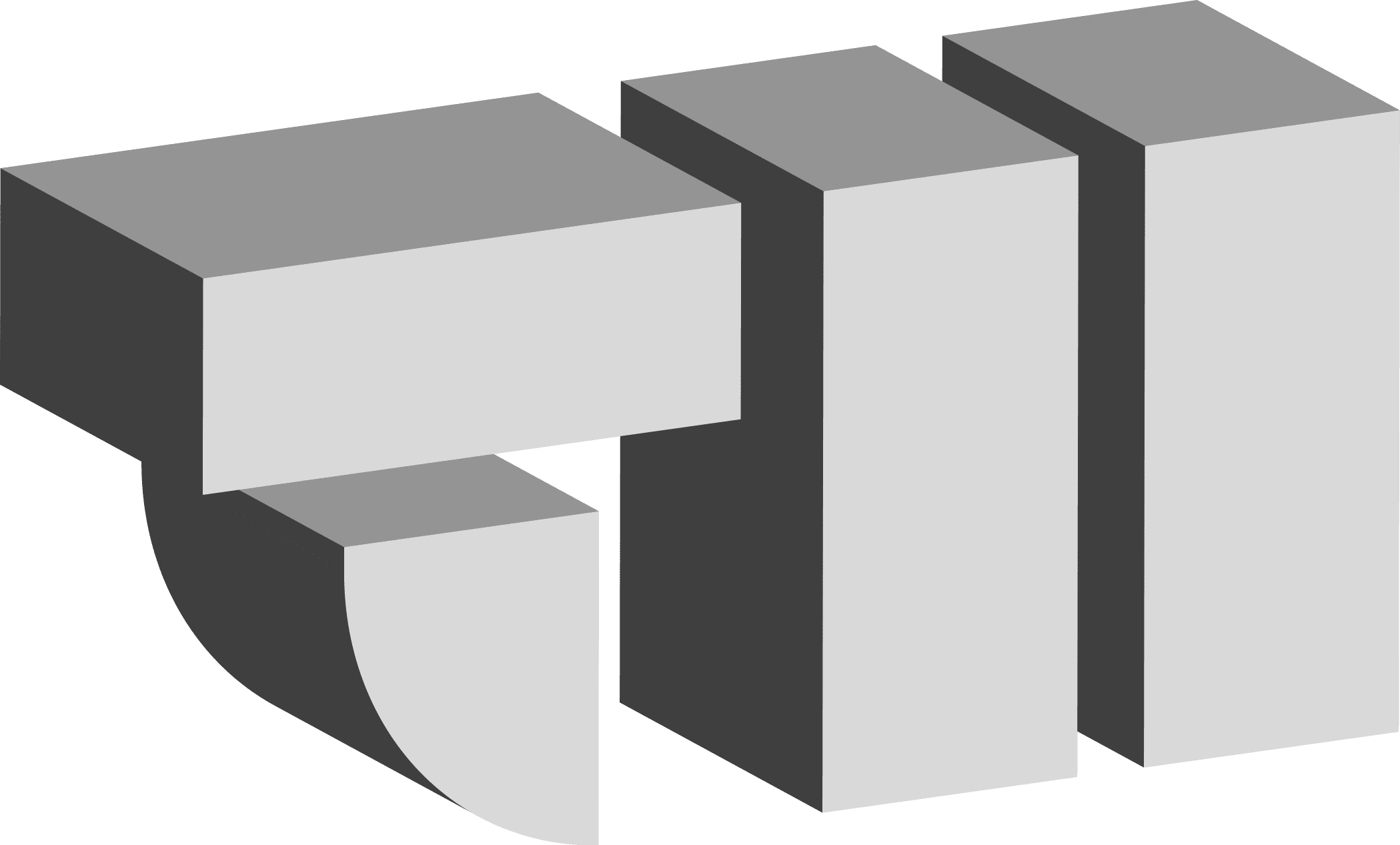 Short Tuckyhut Logo 3D V3